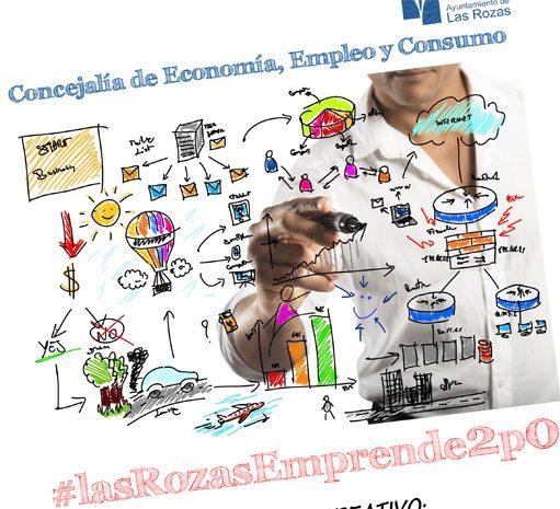 Asiste a EMPRENDE 2.0 el 5 de junio, en Las Rozas