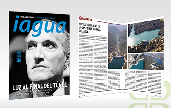 iAgua, La Revista del sector del Agua