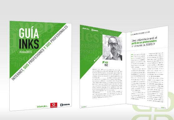 Todo sobre las nuevas profesiones de Internet, en la Guía INKS
