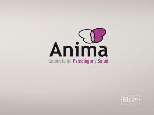 Animasalud logotipo