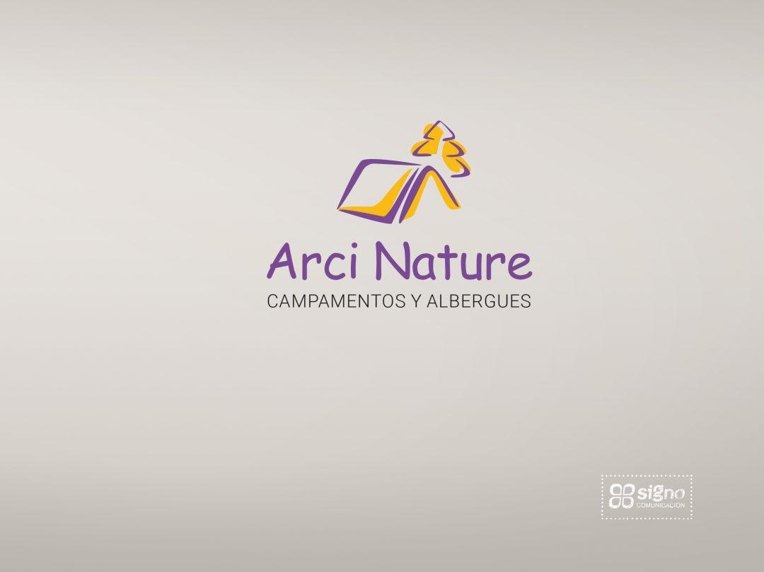Arcinature logotipo