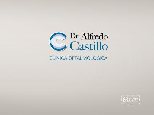 Oftalmología Castillo logotipo