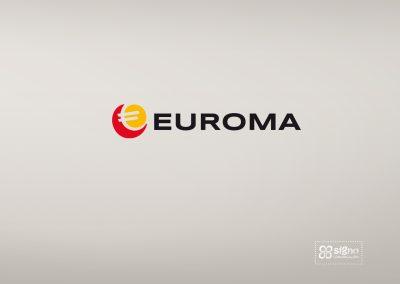 Euroma logotipo