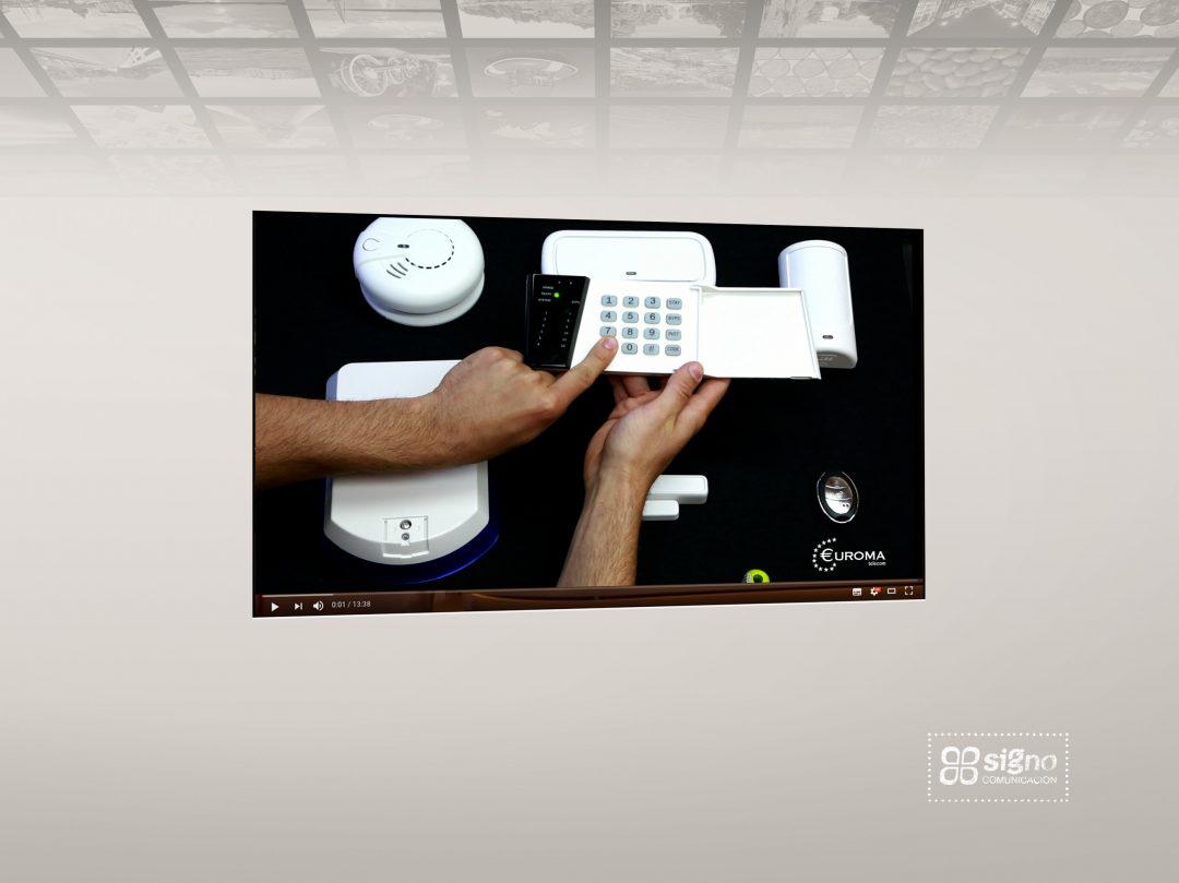 Euroma videos tutoriales