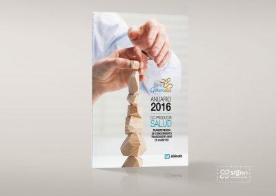 Anuario Gerendia, laboratorios Abbott