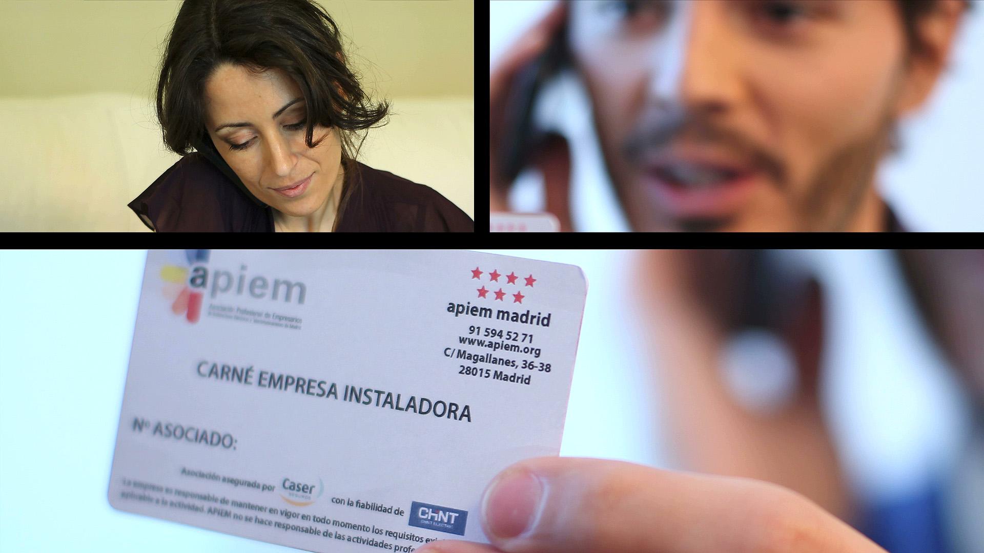 Signo Comunicación desarrolla la campaña y el spot del carnet APIEM