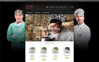 La Web de gorros originales para cocineros y cirujanos