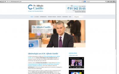 Una de las web en español más completas sobre oftalmología