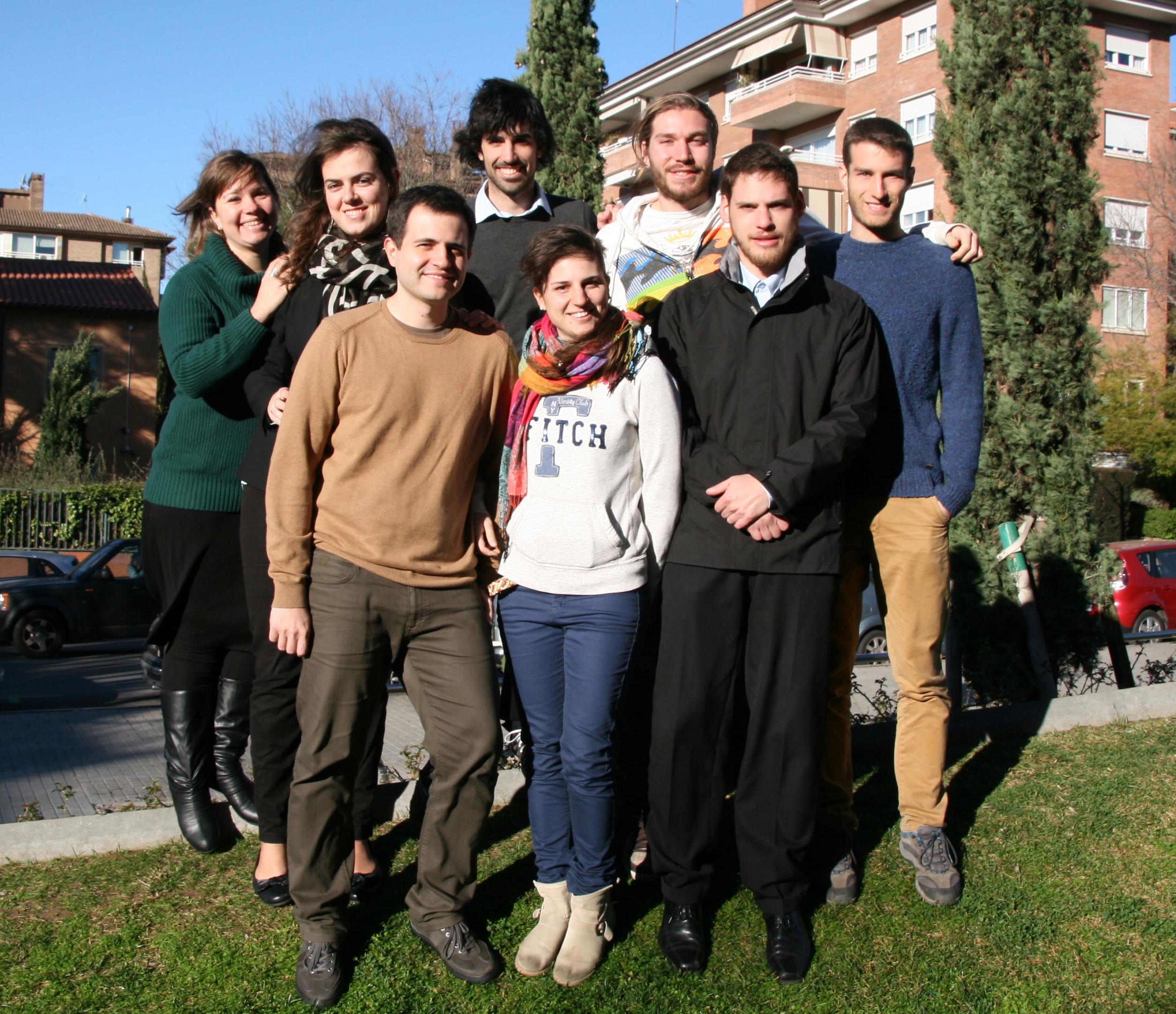 Alumnos Barcelona College of Chiropractic