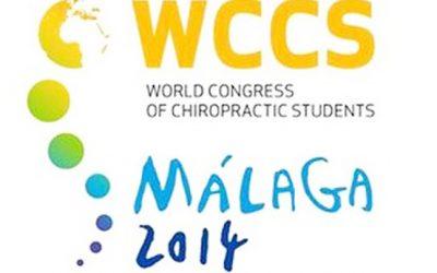 Por primera vez en España se celebra el Congreso Mundial de Estudiantes de Quiropráctica