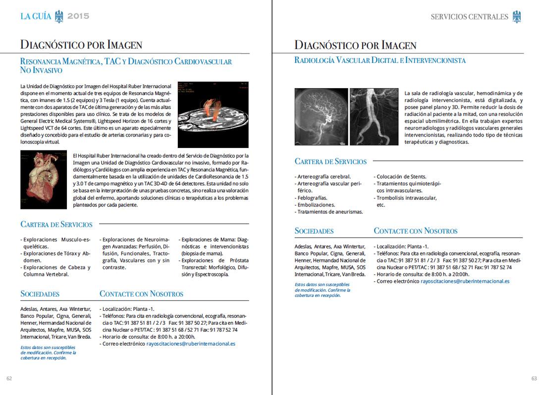 Adeslas Clinica Ruber Internacional