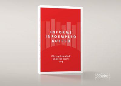 Informe Infoempleo Adecco sobre oferta y demanda de empleo en España