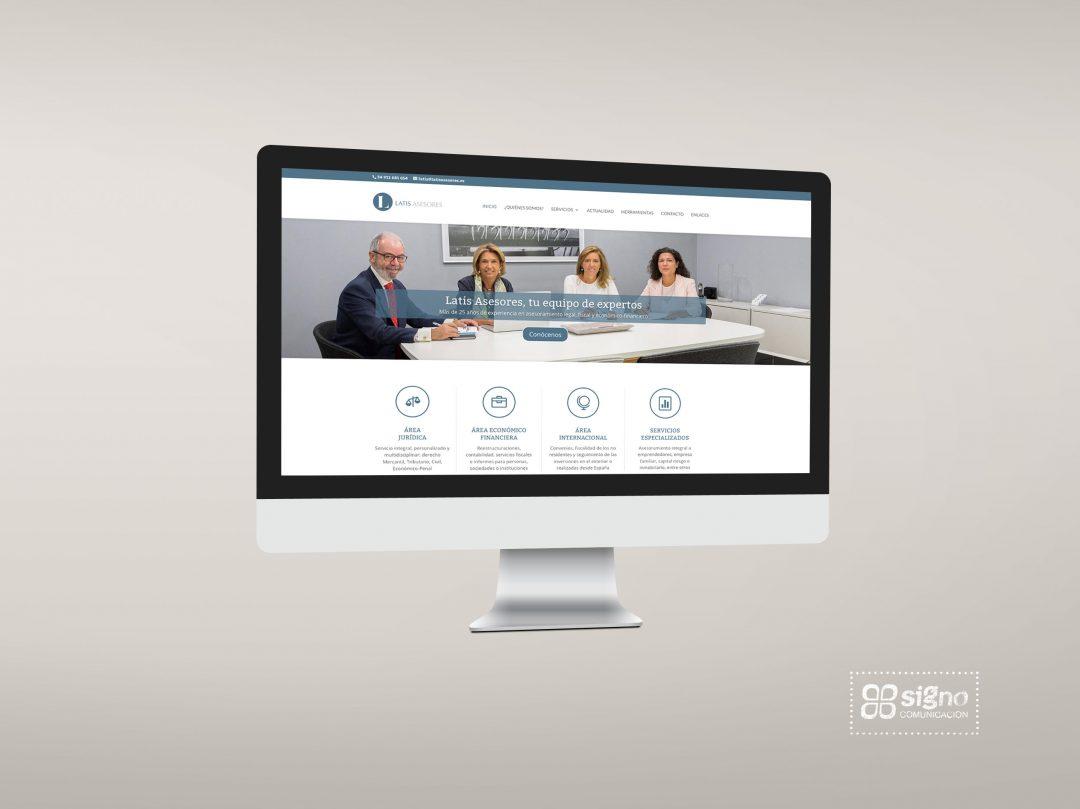 Web Latis Asesores