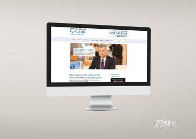Web Oftalmología Dr. Alfredo Castillo