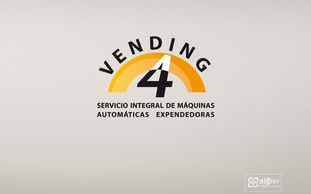 Vending4 logotipo